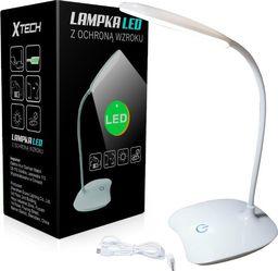 Lampka biurkowa Eleosklep Lampka biurkowa szkolna nocna na biurko LED