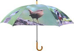 Esschert Design Esschert Design Parasolka w ptaszki Birds, 120 cm, TP178
