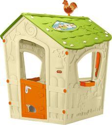 Curver Domek dla dzieci Magic Playhouse kremowy