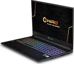 Laptop Hiro 650 (NBC-650i71660Ti-H02)