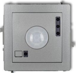 Karlik DECO czujnik ruchu elektroniczny srebrny metalik (7DCR-1)