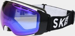 4f Gogle narciarskie GGD062 czarne