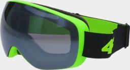 4f Gogle narciarskie GGM060 zielone