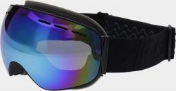 4f Gogle narciarskie GGM062 czarne