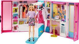 Mattel Barbie Wymarzona szafa (GBK10)