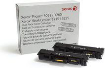 Xerox toner 106R02782 (2 x black)