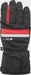 4f Rękawice narciarskie H4Z20-REM006 czarne r. L