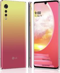 Smartfon LG Velvet 5G 128 GB Pomarańczowy