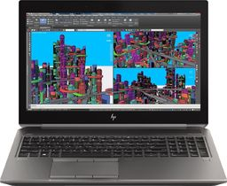 Laptop HP HP ZBook 15 G5 i7-8750H 16/256SSD Quadro P2000 W10