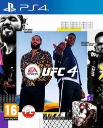 UFC 4 PL PS4
