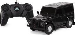 Rastar Samochód Model Land Rover Denfender 1:24 RTR (zasilanie na baterie AA) - Czarny