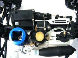 VRX Racing Samochód spalinowy Blade SS 2.4GHz Nitro - R0066