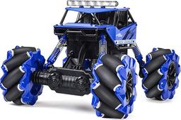 NQD Samochód terenowy zdalnie sterowany 4x4 - niebieski