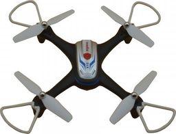 Dron Syma Dron Syma X15A (2.4GHz, żyroskop, auto-start, zawis, zasięg do 25m, 28cm) - Czarny