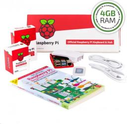 Raspberry Pi 4 Model B 4GB RAM Desktop Kit (OFI044)