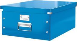 Leitz Pudło archiwizacyjne Leitz Click & Store uniwersalne duże Niebieskie (10K265C)