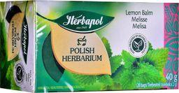 HERBAPOL Herbata ziołowa Herbapol Melisa 20szt