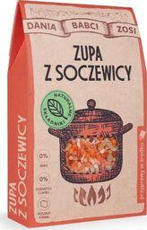 SYS BLANKA SYSIAK Zupa z soczewicy