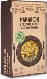SYS BLANKA SYSIAK Makaron z grzybami, porem i słonecznikiem