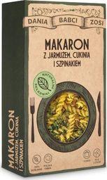 SYS BLANKA SYSIAK Makaron z jarmużem, cukinią i szpinakiem