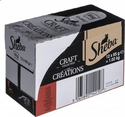 Sheba Craft Collection Wołowina 1x85g