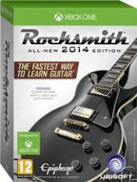 Rocksmith 2014 z kablem Xbox One