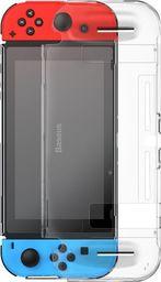 Baseus Etui Baseus GS07 do konsoli Nintendo Switch (przezroczyste)