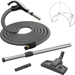 BVC 5-częściowy zestaw akcesoriów do sprzątania BVC z wężem ssącym SWIVEL 9 m