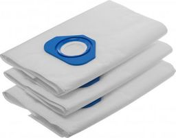 BVC Zestaw 3 worków filtrujących na kurz z włókniny - dla odkurzaczy serii S i C