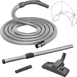 BVC 5-częściowy zestaw akcesoriów do sprzątania BVC z wężem ssącym Standard 9 m