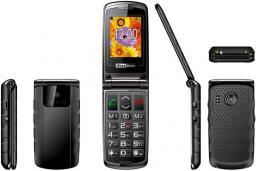 Telefon komórkowy Maxcom MM 822 Black