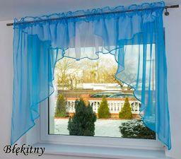 Fabryka Firan Firana PARMA 350x150 błękitna