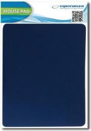 Podkładka Esperanza materiałowa niebieska duża   (EA145B)