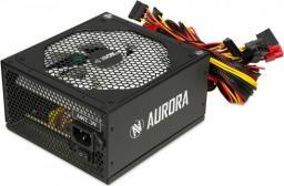 Zasilacz iBOX Aurora 500W (ZIA500W14CMBOX)