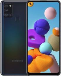 Smartfon Samsung  Galaxy A21S 64 GB Czarny  (SM-A217FZKOEUE)
