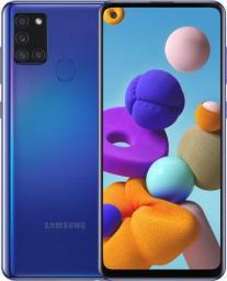 Smartfon Samsung  Galaxy A21S 64 GB Niebieski  (SM-A217FZBOEUE)