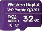 Karta Western Digital Purple MicroSDHC 32 GB Class 10 UHS-I/U1  (WDD032G1P0C)