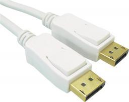 Kabel Sandberg DisplayPort - DisplayPort, 2, Biały (508-62)