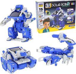 Robot Solarny 3w1 Zestaw Edukacyjny Konstrukcyjny