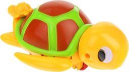 Zabawka do Kąpieli Pływający Nakręcany Żółw