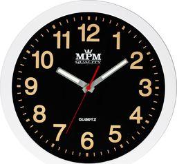 MPM Zegar Ścienny Okrągły, Świecący 3104.0090