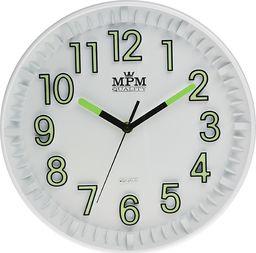 MPM Zegar Ścienny Świecący 3d, Płynący, 3231