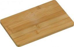 Deska do krojenia Kesper Kesper, deska do krojenia z drewna bambusowego, 22x14x1cm, 58001