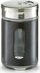 Młynek do przypraw Zeller Zeller, Młynek do przypraw ze stali nierdzewnej, 5x8.5cm, kol. czarny