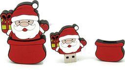 Pendrive Dr. Memory Pendrive Święty Mikołaj Prezent Pamięć Flash