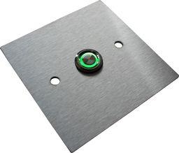 MT3CH Przycisk dzwonka do drzwi/domofonu INOX LED 9/12/24/230V