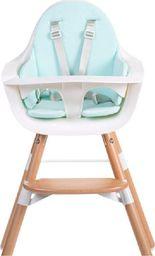 Childhome Childhome Ochraniacz Frotte do krzesełka Evolu 2 Mint Blue