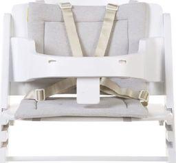 Childhome Childhome Ochraniacz do krzesełka Lambda Frotte Pastel Mouse Grey