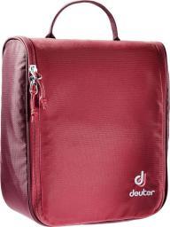 Deuter Kosmetyczka Wash Center II cranberry-maron (390052055280)