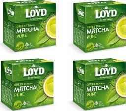 LOYD Herbata LOYD Matcha Pure 80 torebek piramidki